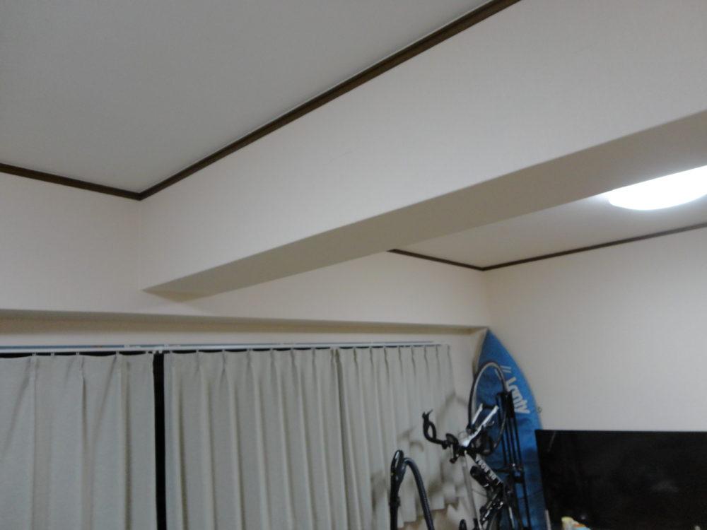 天井の垂れ壁