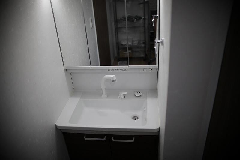 洗面台 TOTO Vシリーズ