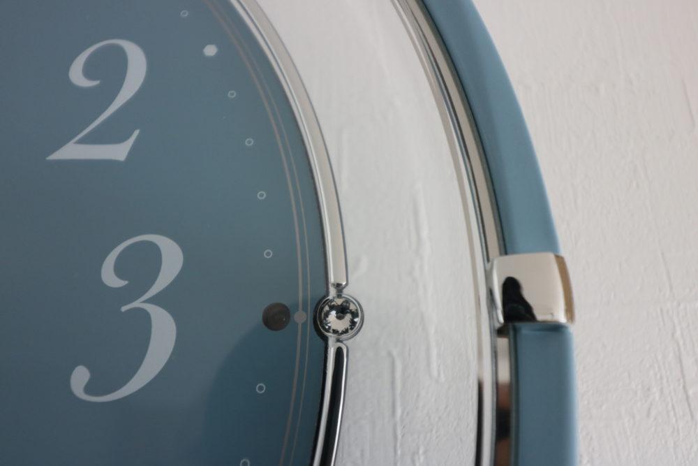 セイコー PH205L 電波掛時計の文字盤