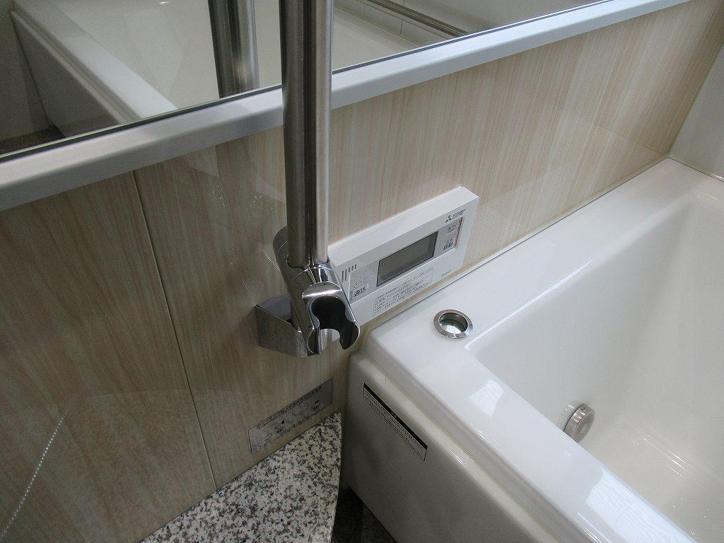 一条工務店i-smart浴室シャワーヘッドホルダー