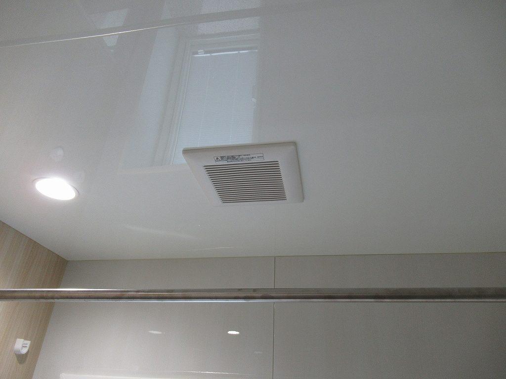 一条工務店i-smart浴室換気扇