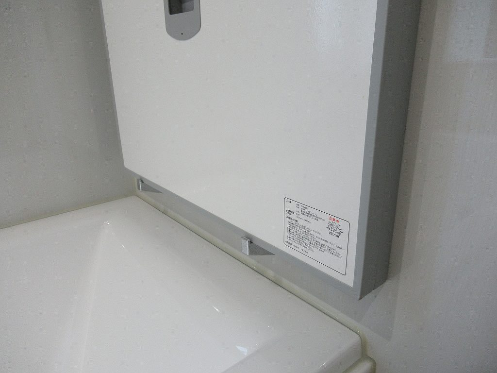 一条工務店i-smart浴室蓋支え