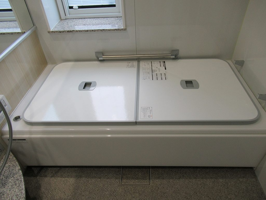 一条工務店i-smart浴室バスタブ蓋