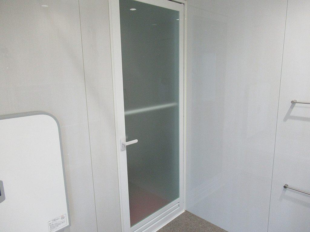一条工務店i-smart浴室入ドア