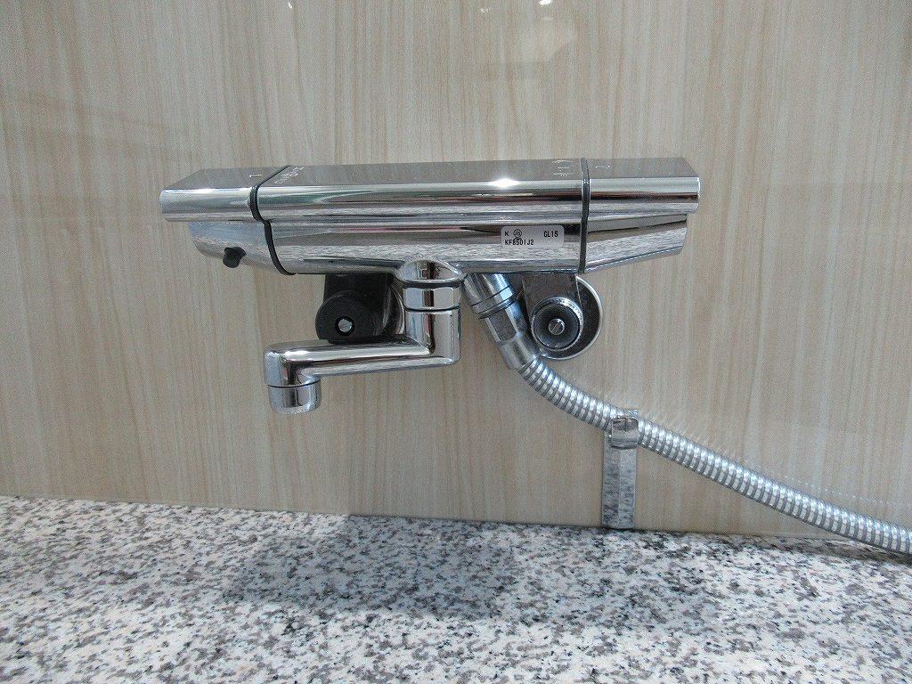 一条工務店i-smart浴室吐水口