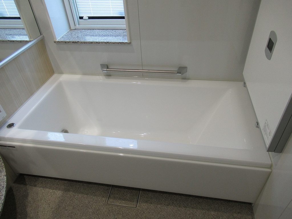 一条工務店i-smart浴室バスタブ