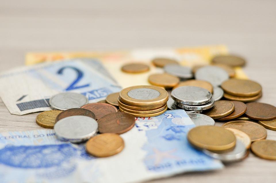 外国硬貨と紙幣